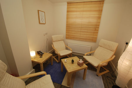 Large / Family Therapy Room